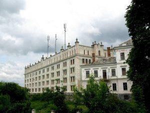 Ягільницький замок – один з найбільш збережених в Тернопільській області,.